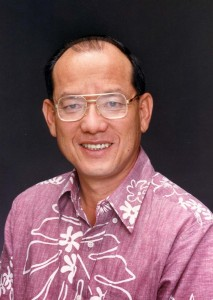 Edward Hirata, Director of Transportation, Hawaii Department of Transportation.