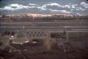 Dillingham Airfield, Hawaii, 1983.