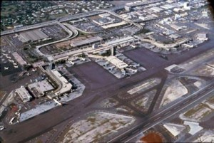 Honolulu International Airport, 1991.