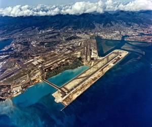 Honolulu International Airport, July 14, 1992.