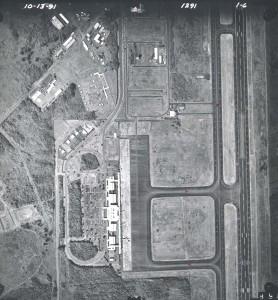 Hilo International Airport, Hawaii, October 13, 1991.