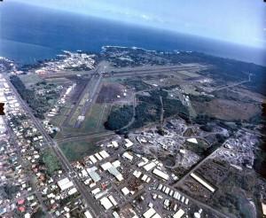 Hilo International Airport, Hawaii, January 12, 1993.
