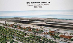 Keahole Airport 1990