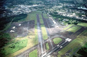 Keahole Airport October 25, 1990
