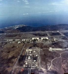 Keahole Airport, Kailua-Kona, Hawaii, August 3, 1992.