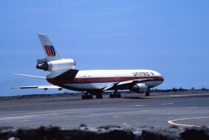 Keahole Airport May 24, 1993
