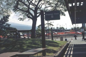 Keahole Airport January 12, 1996