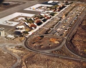 Keahole Airport, Kailua-Kona, Hawaii, June 1, 1997.