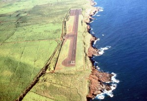 Upolu Airport October 14, 1990