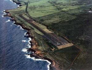 Upolu Airport, Hawaii, August 29, 1992.