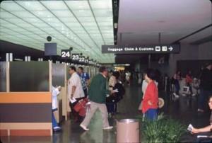 '90s International Arrivals