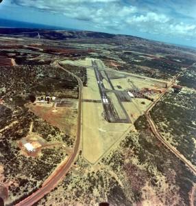 Lanai Airport, July 15, 1992.