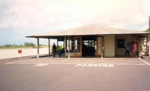 Hana Airport April 15, 1992