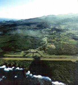 Hana Airport, Maui, January 26, 1993.