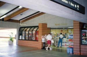 News Concession, Kahului Airport, Hawaii, December 14, 1993.