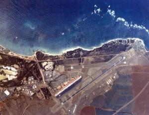 Kahului Airport, Maui, June 28, 1999.