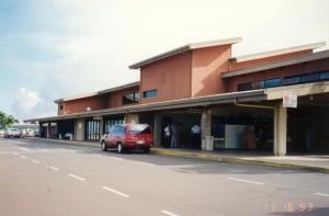 Kapalua West Maui Airport, Hawaii, November 16, 1993.
