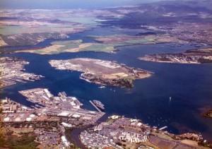 '90s Ford Island