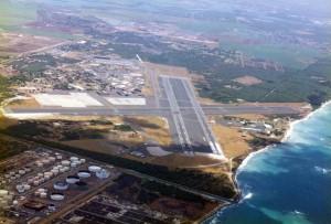 Kalaeloa Airport, Oahu, 1990.