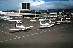 General Aviation, HNL, October 31, 1990