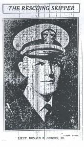 The Rescuing Skipper, 9-12-1925